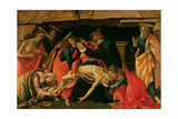 Lamentation over the Dead Christ Giclee Print by Sandro Botticelli