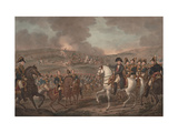 The Battle of Borodino on August 26, 1812, 1825 Giclée-Druck von Carle Vernet