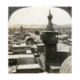 Damascus, Syria, 1900s Giclee Print