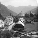 Böckstein, Salzburg, Austria, C1900s Photographic Print by  Wurthle & Sons