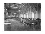 The Roulette Saloon, Monte Carlo, Monaco, C 1910S Giclee Print