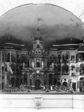 Mechanical Theatre, Hellbrunn Castle, Salzburg, Austria, C1900 Photographic Print