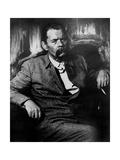 Portrait of the Author Maxim Gorky (1868-193), 1931 Giclee Print
