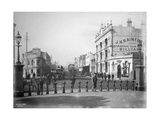 Oxford Street, Sydney, New South Wales, Australia, C1885 Giclee Print