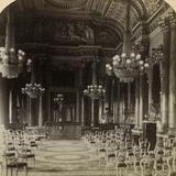 Ballroom, Buckingham Palace, London Photographic Print