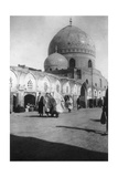 Mosque on New Street, Baghdad, Iraq, 1917-1919 Giclee Print