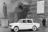 1963 Fiat 1100 Speciale, 1960S Photographic Print