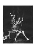 Ida Rubinstein in the Ballet Le Martyre De Saint Sébastien, 1911-1912 Giclee Print
