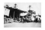 Tramcar, Kazimain Road, Baghdad, Iraq, 1917-1919 Giclee Print