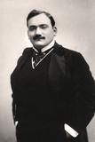 Enrico Caruso (1873-192), Italian Tenor, 1907 Photographic Print