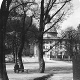 Kajetanerplatz and the Hohensalzburg Fortress, Salzburg, Austria, C1900 Photographic Print