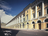 Architect Rossi Street in Saint Petersburg, 1828-1832 Photographic Print by Carlo Rossi