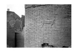 Relief on the Ishtar Gate, Babylon, 1917-1919 Giclee Print