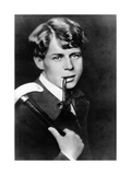 Portrait of the Poet Sergei Yessenin (1895-192), 1919 Giclee Print