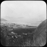 Guaruja, Sao Paulo, Brazil, Late 19th or Early 20th Century Photographic Print