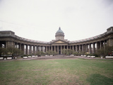 The Kazan Cathedral in Saint Petersburg, 1800-1811 Photographic Print by Andrei Nikiforovich Voronikhin