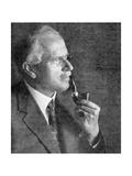 Carl Gustav Jung (1875-196), Swiss Psychoanalyst Giclee Print