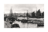 The Barbican, Plymouth, Devon, Early 20th Century Giclee Print