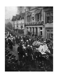 Queen Victoria's Funeral Procession, 1901 Giclee Print