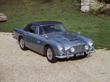 A 1964 Aston Martin Db5 Sportscar Papier Photo