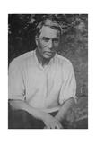 Portrait of the Poet and Writer Boris Pasternak (1890-196), 1950s Giclee Print