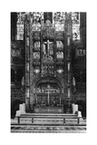 The Reredos in Liverpool Cathedral, 20th Century Giclee Print