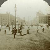 Sackville Street, Dublin, Ireland Photographic Print
