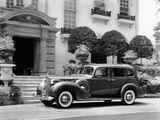 1938 Packard Super 8, (C1938) Photographic Print