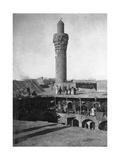 Suq Al-Ghazl Minaret, Baghdad, Iraq, 1917-1919 Giclee Print
