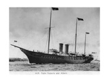 H M Yacht Victoria and Albert, 1900 Giclee Print