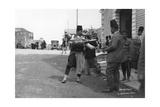 A Lemonade Seller, Beiruit, Lebanon, C1920s-C1930s Giclee Print