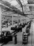 Daimler Factory, 1950S Photographic Print