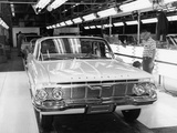 Chevrolet Assembly Line Photographic Print