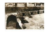 The Great Terrace on the Criptoportico, Pompeii, Italy, C1900s Giclee Print