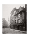 View of Houses in Drury Lane, Westminster, London, 1876 Photographic Print