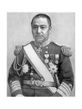 Heihachiro Togo, Japanese Naval Commander, Russo-Japanese War, 1904-5 Giclee Print