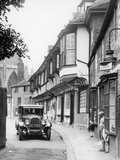 A Buick in College Street, York Photographic Print
