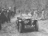 1935 MG PA Midget on the Mcc Land's End Trial, 1939 Photographic Print