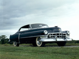A 1950 Cadillac 60S 2 Door Coupe Photographic Print