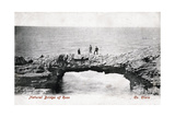 Natural Bridge of Ross, County Clare, Ireland, 1906 Giclee Print
