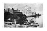 The Taj Mahal, Agra, 20th Century Giclee Print