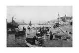 Grand Harbour, Malta, 1937 Giclee Print