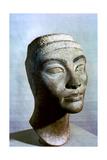 Bust of Nefertiti, Egypt, 1375 Bc Giclee Print