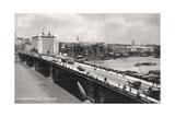 London Bridge, London, Early 20th Century Giclee Print