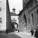 Pfarrkirche Porta, Salzburg, Austria, C1900s Photographic Print by  Wurthle & Sons