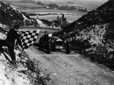 Lancia Lambda, Firle Hill Climb, Sussex, September 1951 Photographic Print