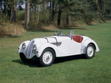 A 1937 Bmw 328 Photographic Print