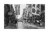 Foochow Road, Shanghai, China, 20th Century Giclee Print