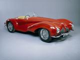 A 1948 Alfa Romeo 6C 2500 Demola Photographic Print