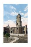 Santo Domingo Church and Monastery, Lima, Peru, Early 20th Century Giclee Print
